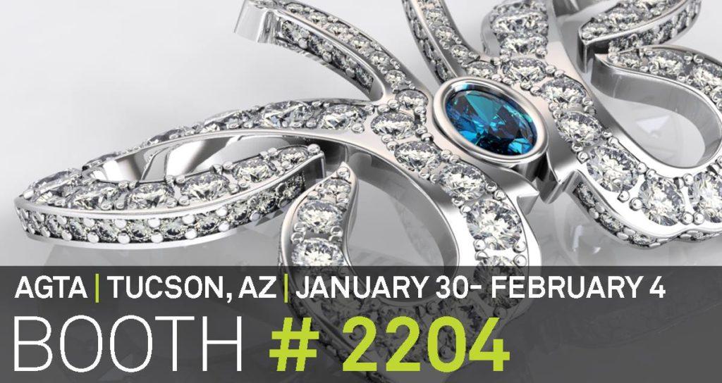3Design at Agta Tucson, AZ January 30- February 4 Boot #2204