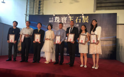 3D Jewelry contest in Taiwan