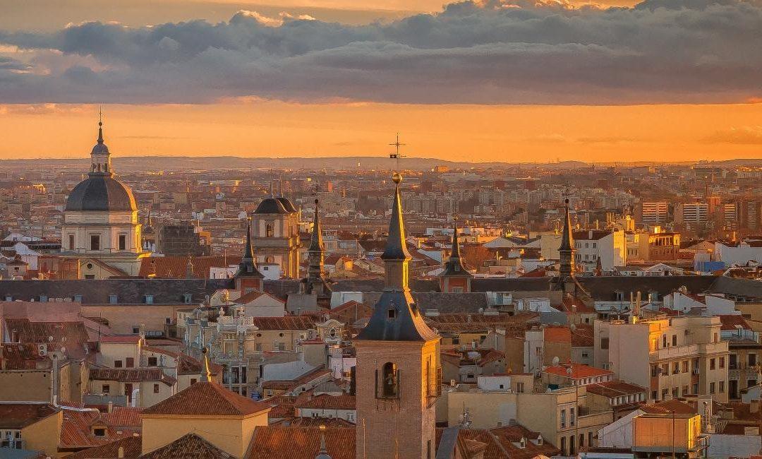 LIVE NOW: MADRIDJOYA